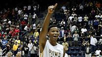 Ivan Rabb hits free throw to win championship