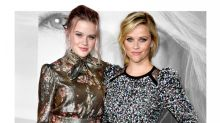 Reese Witherspoon and Daughter Ava Match in Floral Minis