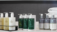 Enjoy those tiny shampoo bottles in your hotel room? Marriott is doing away with them — all of them.
