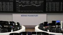 European stocks rise on bank rally; Wirecard shares crash