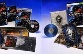 Konami bundles downloadable Castlevanias with Japanese Lords of Shadow special edition