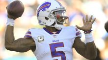 Bills bench Nathan Peterman, turn back to Tyrod Taylor