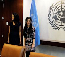 Amal Clooney Calls For Action Against ISIS