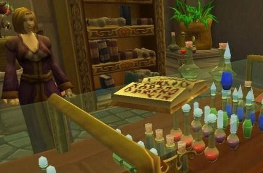 A beginner's guide to WoW's crafting professions