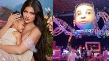 Kylie Jenner constrói parque temático para festejar aniversário de Stormi