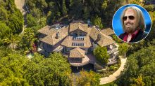 Tom Petty's gorgeous former home was once set on fire, but now it's for sale for $5M