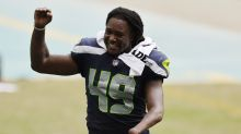 Dolphins sign one-handed Shaquem Griffin to one-year deal