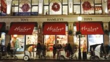 Hamleys reaches endgame under ownership of China's C.banner
