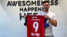 Nerijus Valskis - Jamshedpur can qualify for the play-offs