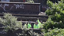 'Graffiti artists' killed after being hit by train