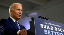 Biden vai anunciar seu candidato a vice-presidente na próxima semana