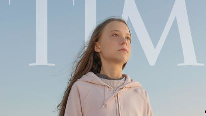 Greta Thunberg is youngest Time Person of the Year