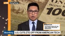 U.S. Cuts ZTE Off From American Tech
