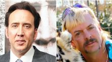 Nicolas Cage set to play Joe Exotic in Tiger King adaptation
