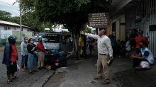 """Nuevas aglomeraciones en Nicaragua y obispo critica """"salidas innecesarias"""""""