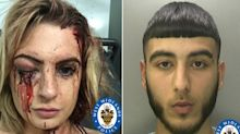 Teen carjacker who left victim partially blind in 'ferocious' hammer attack jailed for nine years