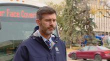 Old Strathcona homeless camp to close as Edmonton announces temporary shelter
