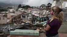 """Un """"terremoto en cámara lenta"""" desaparece poco a poco un pueblo en Costa Rica"""