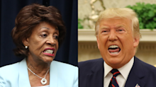 Anderson Cooper calls out Maxine Waters over Trump tweet: 'Does that hurt your cause?'