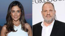 Actress Dominique Huett Sues Weinstein Co. After Alleged Assault