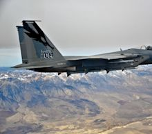 "America's Own Decepticon ""Starscream"" F-15 Is Ready to Do Battle with Iran"