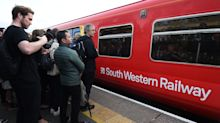 'Solid support' for latest rail strike