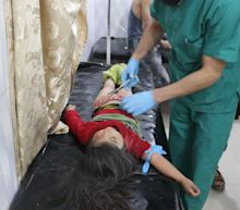 Pilot recordings show Russian air force bombed Syrian hospitals, report claims