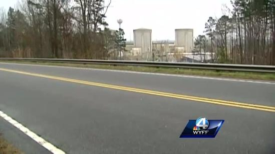 Weather safety plans for Oconee nuclear plant