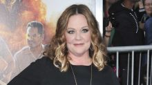 Melissa McCarthy is looking forward to getting older