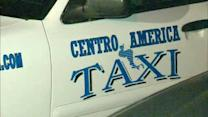 Police investigating pair of similar taxi driver robberies