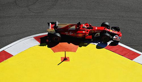 Formel 1: Ferrari dominiert den Freitag in Sotschi