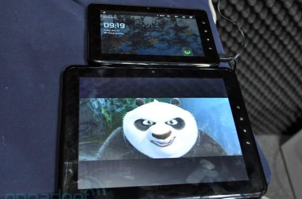 MSI brings sub-$300 Enjoy 7 and Enjoy 10 Gingerbread WindPads to Computex, we go hands-on