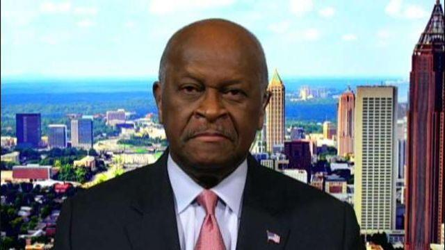 The Federal Reserve should act sooner, rather than later: Herman Cain