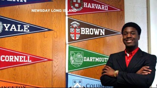 Student Accepted to All 8 Ivy League Schools