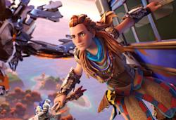 Fortnite's next crossover character is Aloy from 'Horizon Zero Dawn'