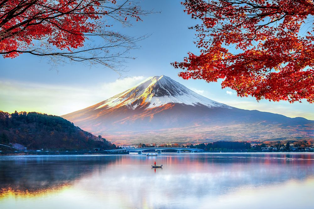 Go to Japan ahead of the Rugby World Cup in 2019 and the Olympics in 2020 - This content is subject to copyright.