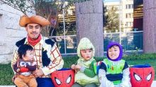 A 'Toy Story'-Inspired Group Costume Will Win Any Costume Contest