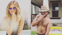 @blackchrissyteigen Instagram hilariously remakes the model's sexy food photos
