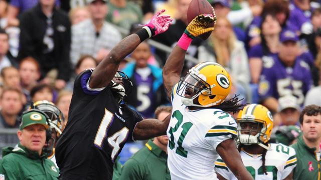 Packers at Ravens