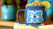 Monsters University Homemade Ramen