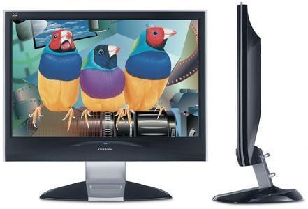 """ViewSonic debuts 3 new """"bigger, faster and sleeker"""" widescreen LCDs"""