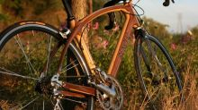Renovo reveals the luxury of lumber with its stunning wooden bike frames