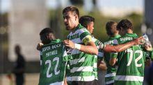 Sporting estreia com boa vitória no Campeonato Português