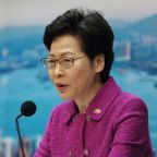 Hong Kong: US sanctions chief executive Carrie Lam for role in draconian crackdown on political freedom