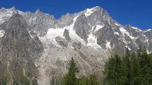 Massif du Mont-Blanc : fin de l'alerte près du glacier italien de Planpincieux