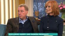 Harry Redknapp tells gruesome tale of how he ran over wife Sandra