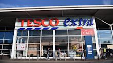 Tesco repays £585m business rate savings as it defends taking UK government cash