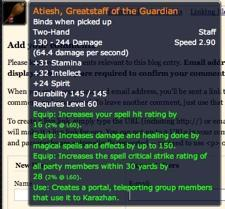 WoW Insider: Now with Wowhead tooltips