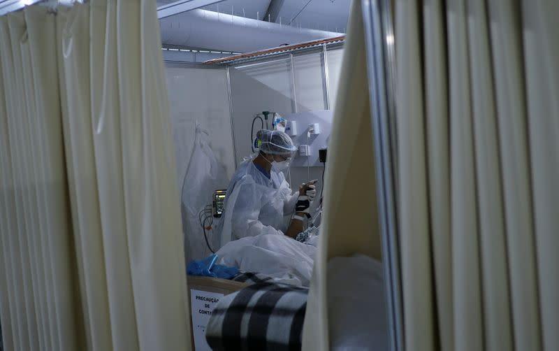 WHO warns of coronavirus momentum as winter looms in north
