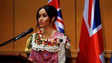 Samantha Markle calls Meghan 'delusional' and a 'liar' after her Fiji speech